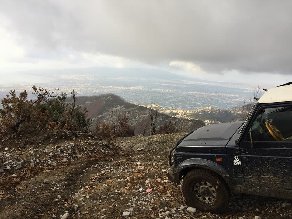 Climbing4x4club Monte Megano 8